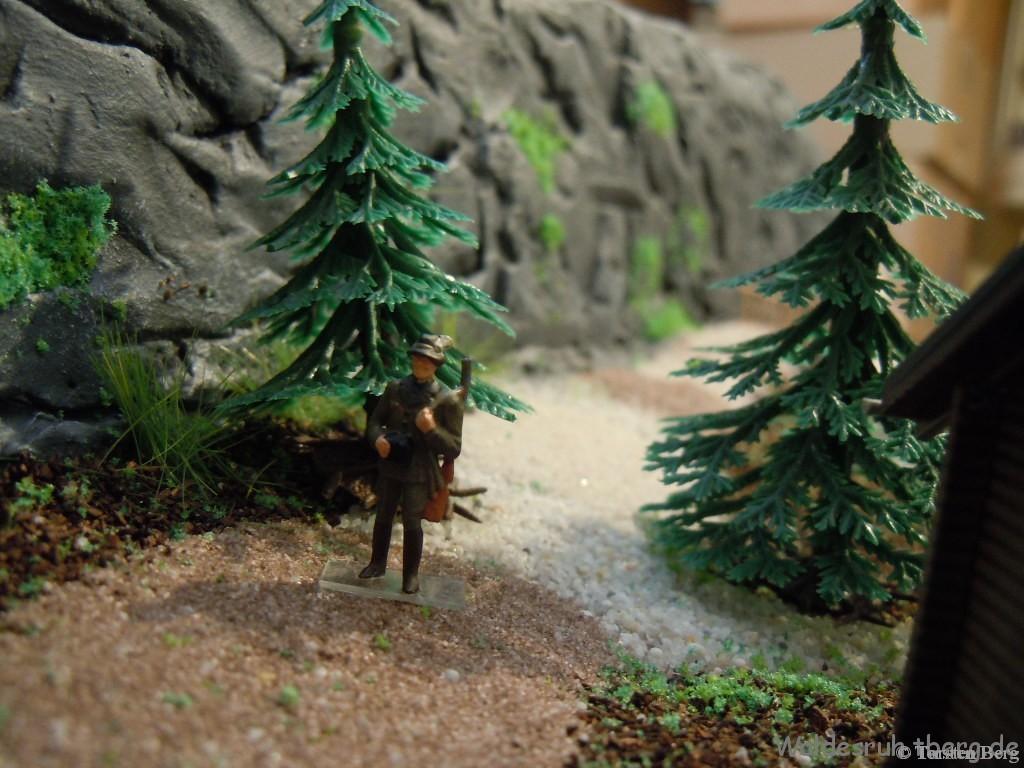 Die Jagd in Waldesruh