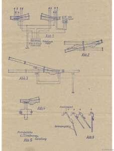 Betriebsanleitung für Weiche P31 Seite 2