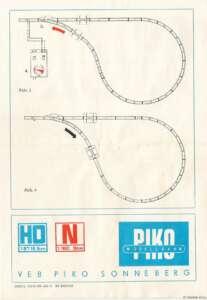 Bedienungsanleitung Kehrschleife PIKO 6871 Seite 2