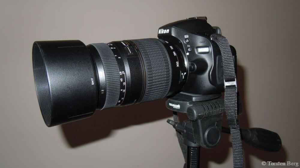 Equipment: NIKON D5100