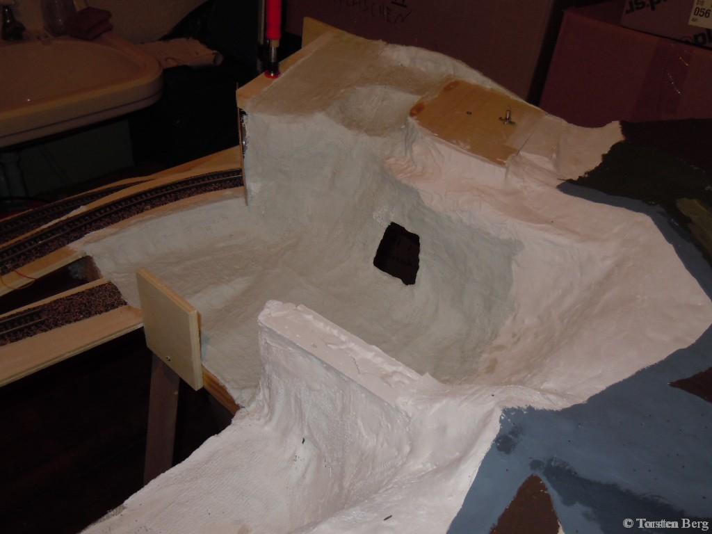 Baubericht: der alte Steinbruch Waldesruh