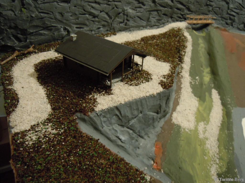 Weiterer Wanderwegeausbau am Nationalparkhaus in Waldesruh