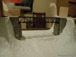 Eisenbahnbrücke in Waldesruh IV
