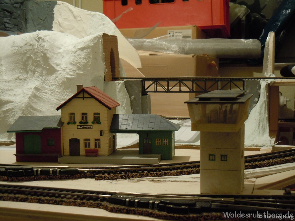 Waldesruh feiert: 165 Jahre Bahnanschluss in Waldesruh
