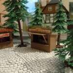 Ein Weihnachtsbaum für Waldesruh