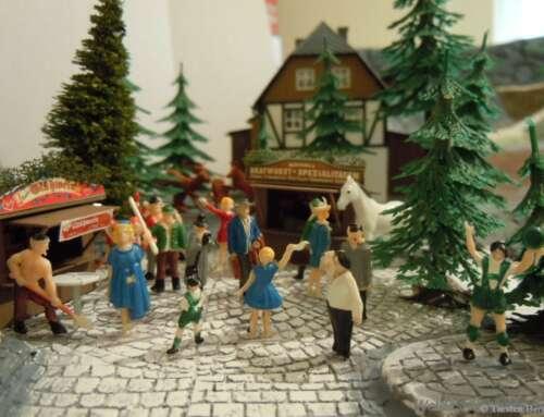 Weihnachtsbaum selbst schlagen mit Förster Grünrock