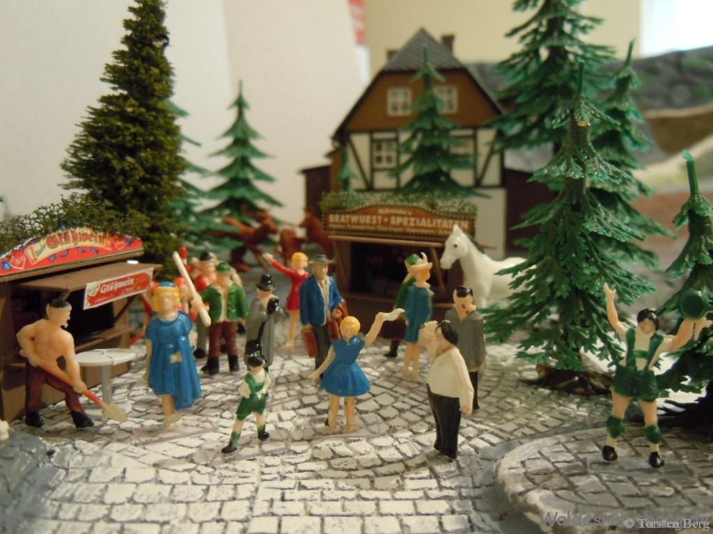 Nikolaustag in Waldesruh