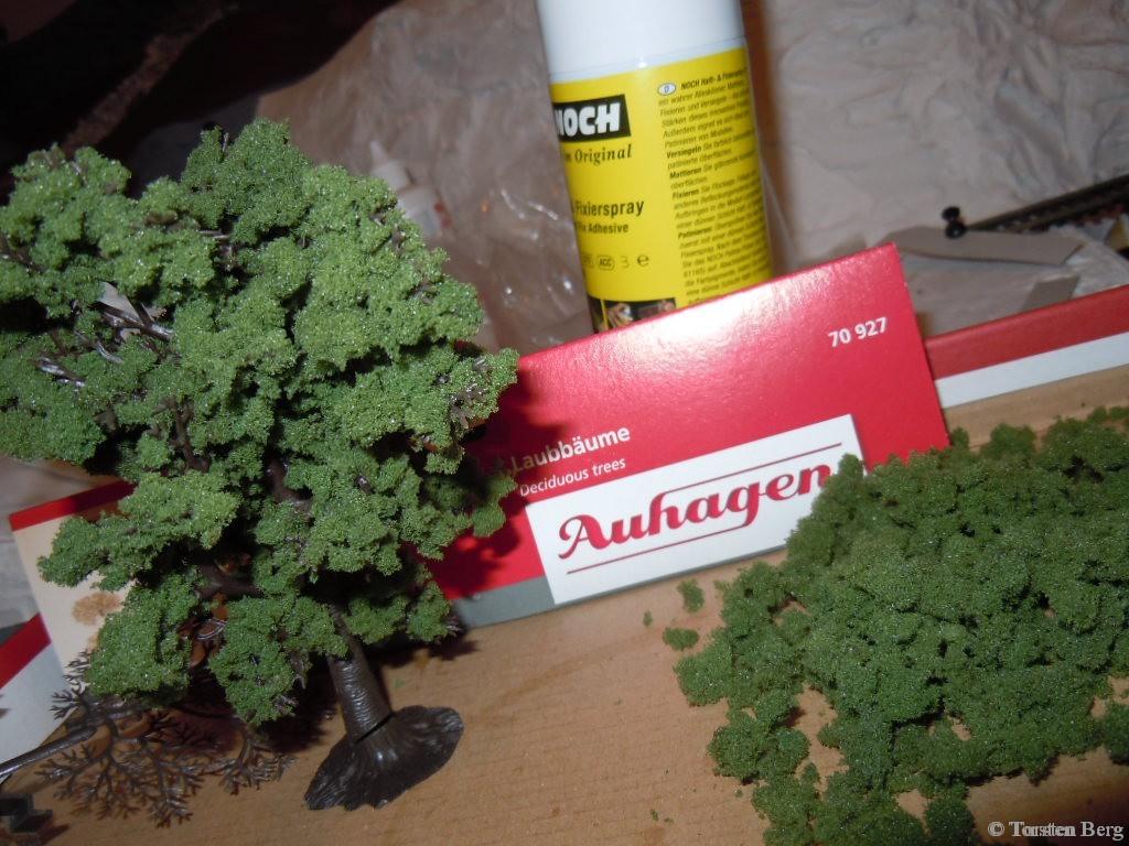 Neue Bäume für Waldesruh
