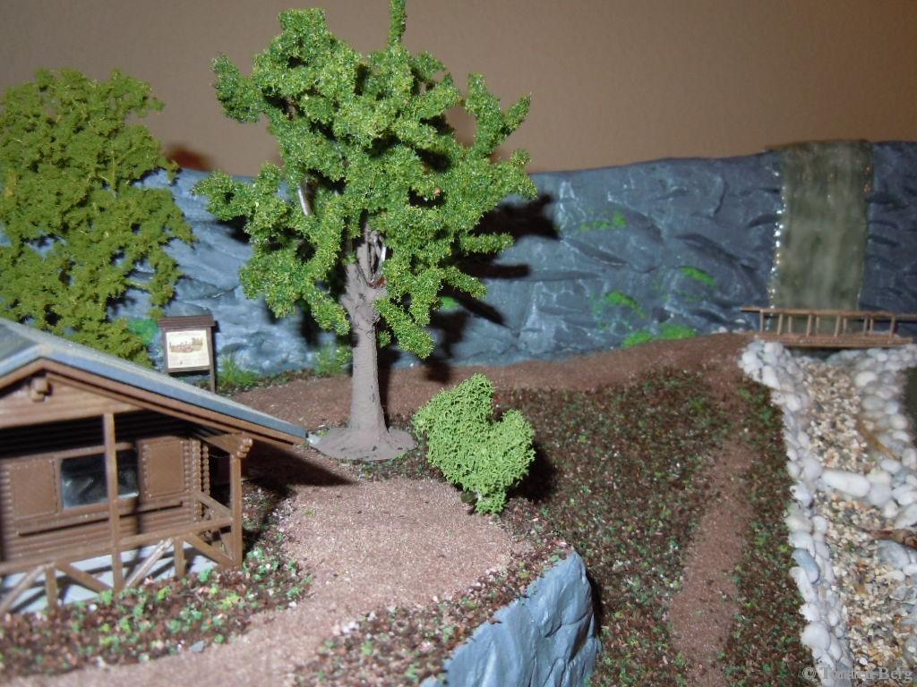 Baubericht: Der Mühlenberg bei Waldesruh