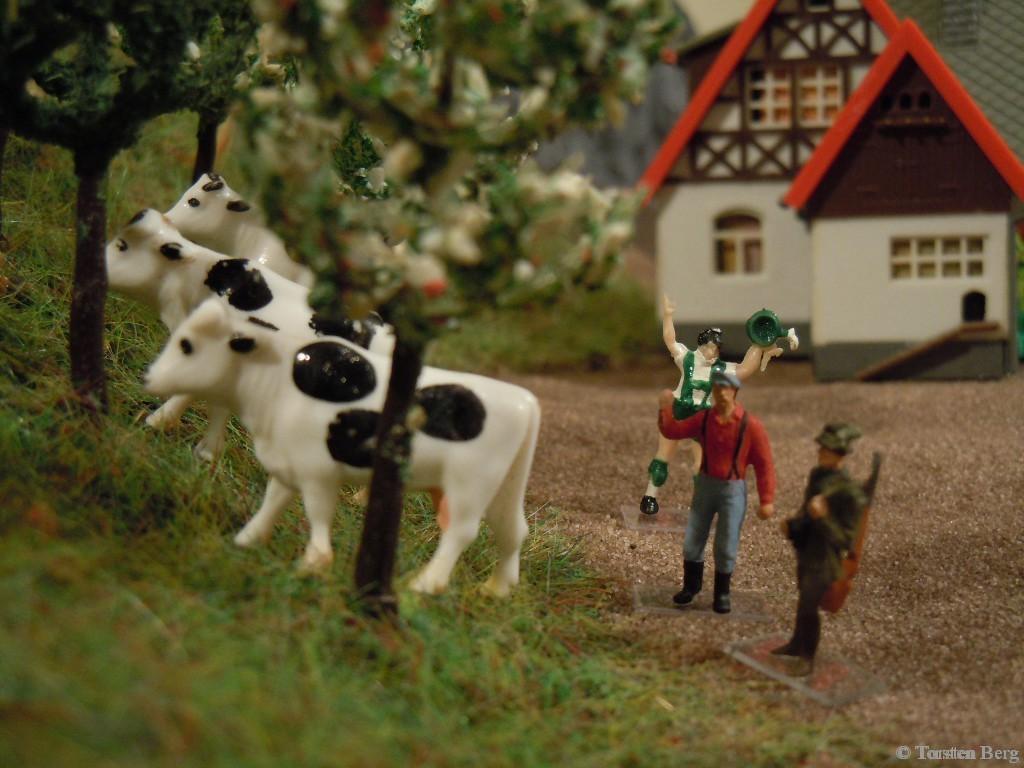 Bauer Heinrich ist verärgert