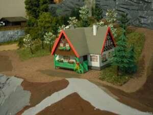 Das Forsthaus von Waldesruh