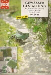 Busch 6046 Gewässergestaltung