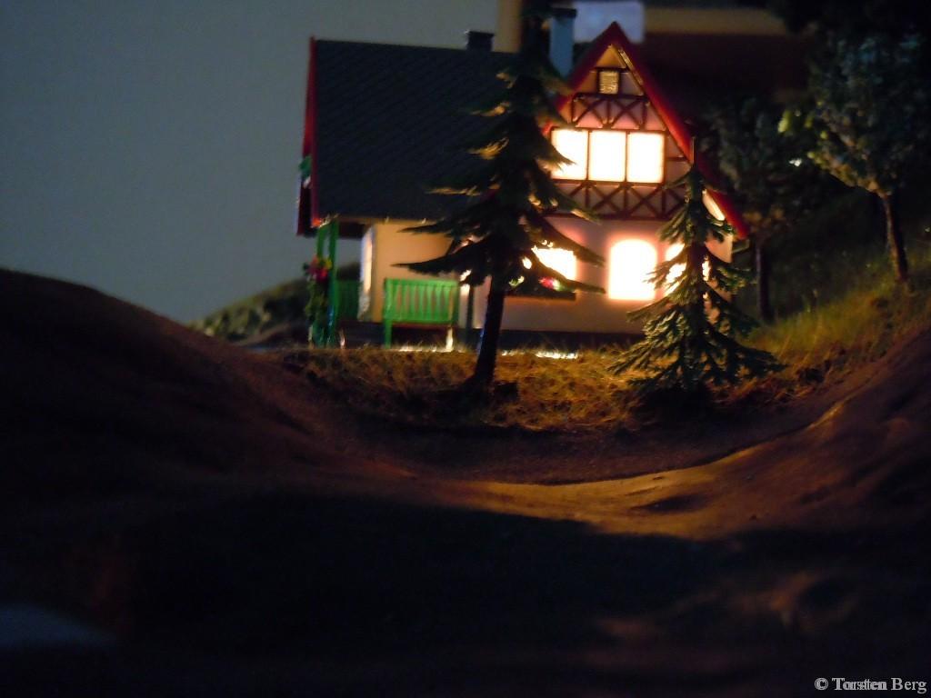 Eine stürmische Nacht in Waldesruh