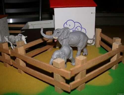 Die Tiere des VEB Plaho – Hersteller dieser Figuren – VEB Plast- und Holzspielwaren (PLAHO) Steinach 1974 – 1992