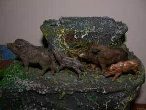 Die Tiere des VEB PLAHO