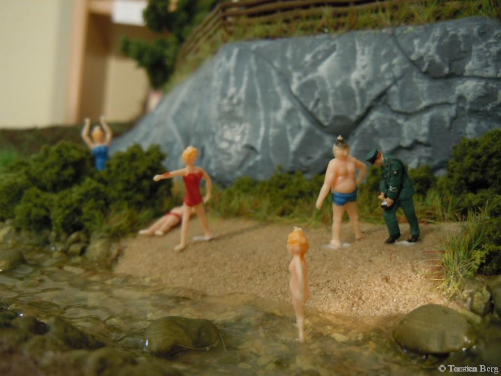 Waldesruh plant ein Spass-Bad - die lauschige Badestelle am Mühlenbach genügt schon lange nicht mehr