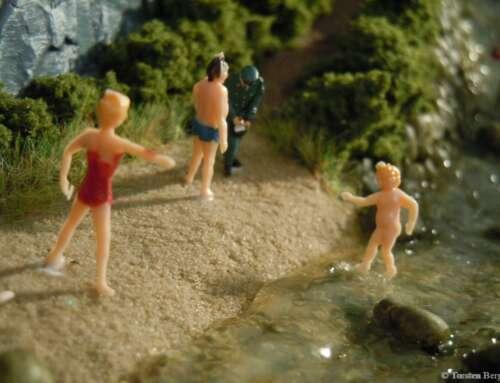 Ein Spass-Bad für Waldesruh
