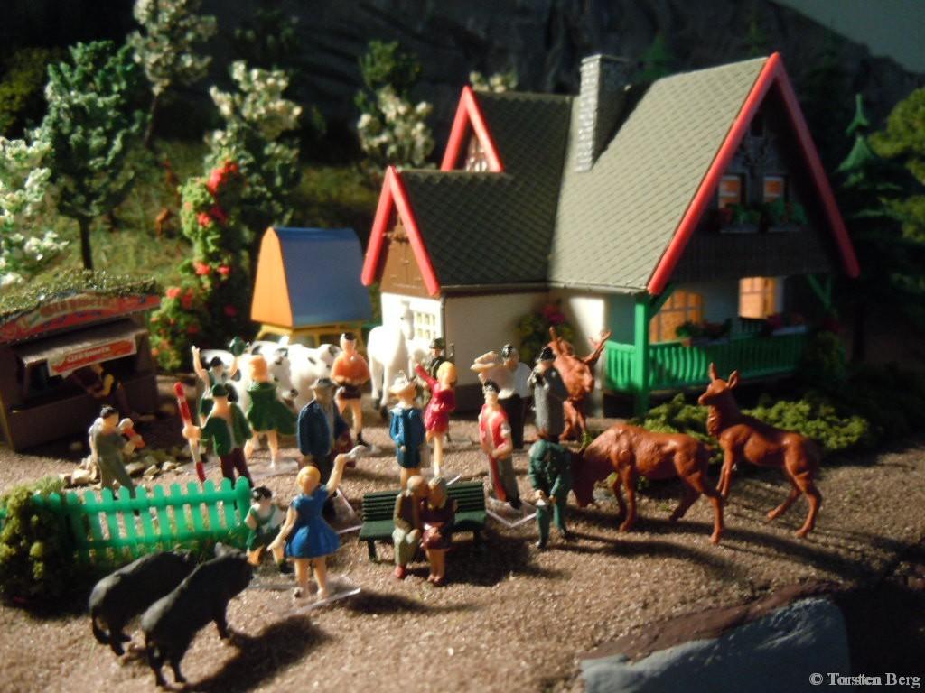 Neuheiten der Firma Busch - auch interessant für Waldesruh