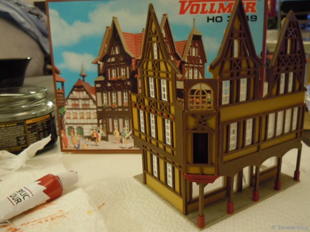 Die Spielzeugwarenmanufaktur Waldesruh entsteht - Baubericht