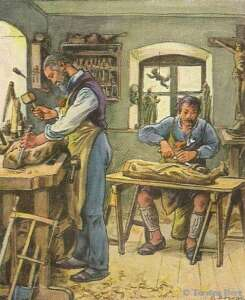 22 - Bild 257 - Herrgottsschnitzer
