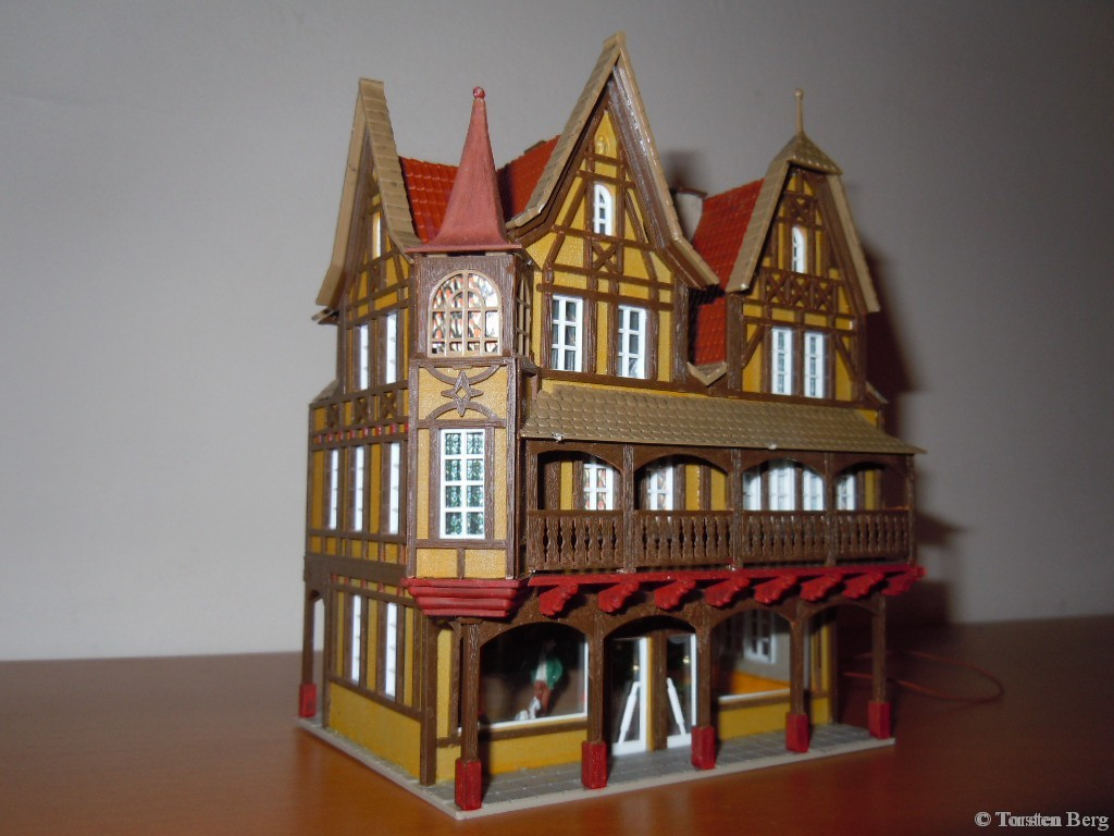 Baubericht: die Spielzeugwarenmanufaktur Waldesruh entsteht