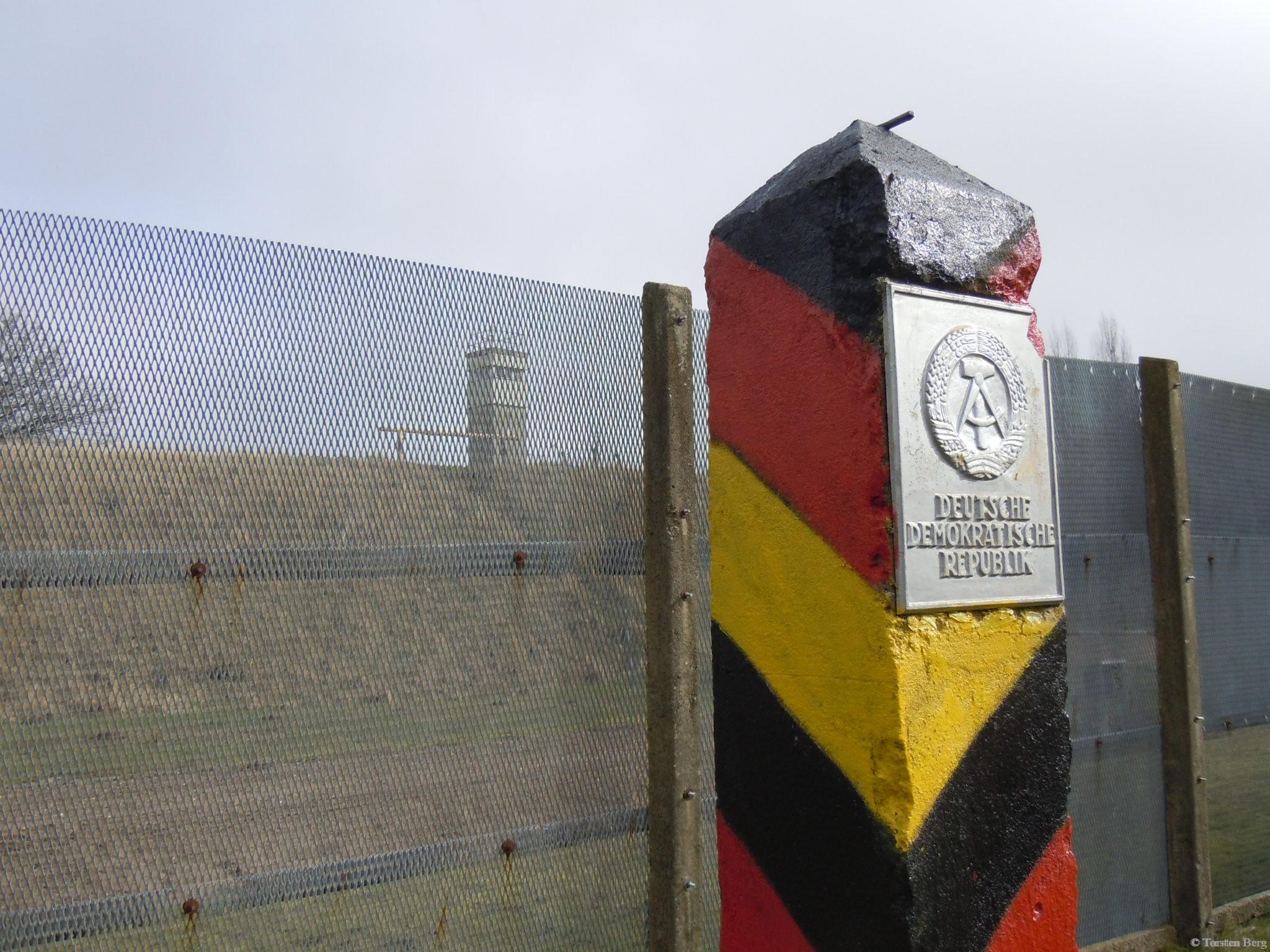 Grenzerfahrungen an der ehemaligen innerdeutschen Grenze