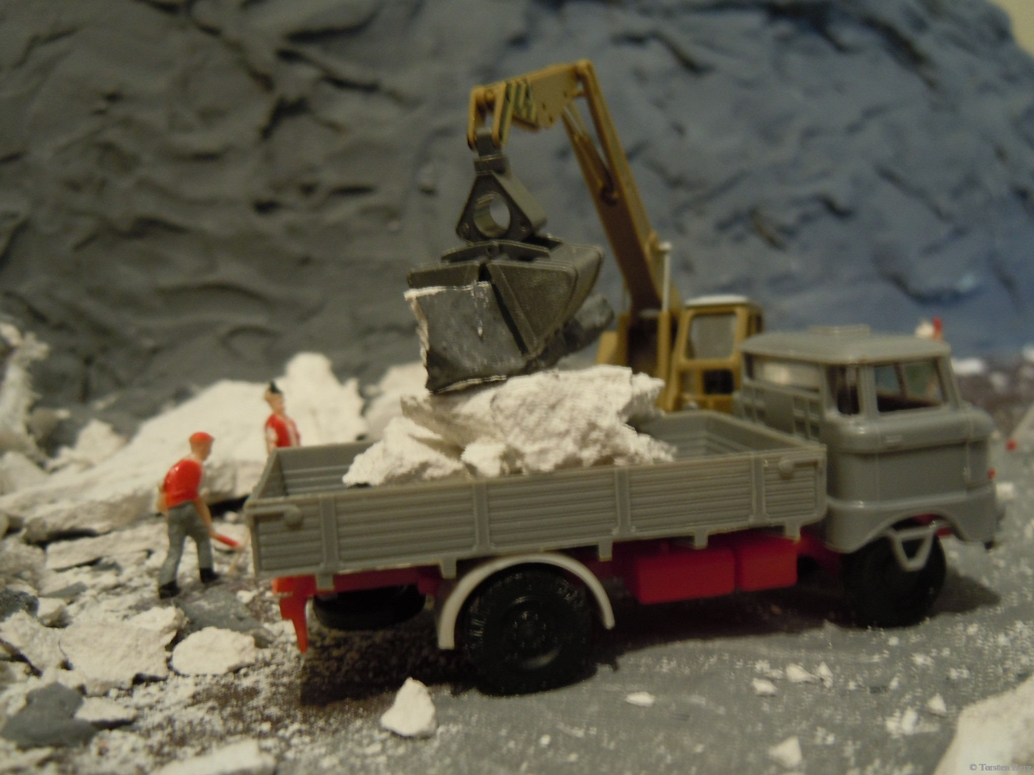 Hintergrund zu den Bauarbeiten in Waldesruh
