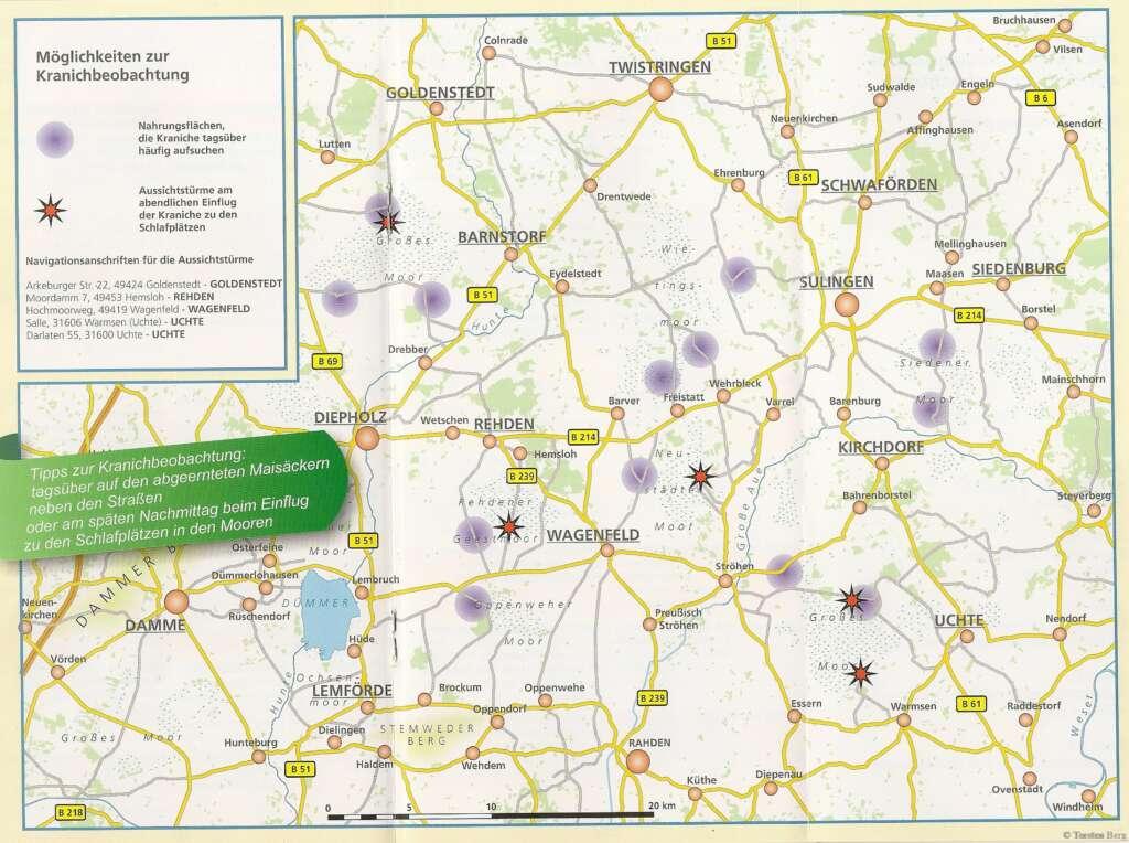 uebersichtskarte-kranichbeobachtung-duemmerweserland