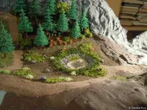 Baubericht Waldweiher am Ramberg