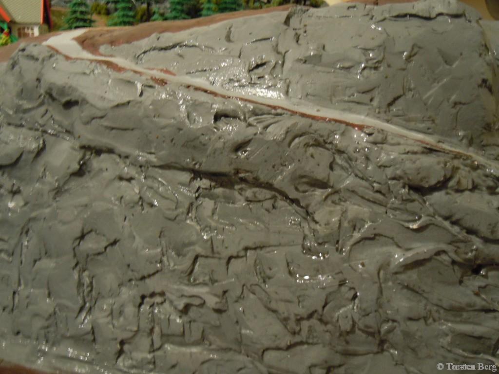 Baubericht für den Geopark in Waldesruh