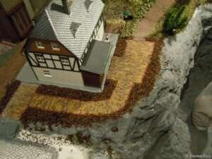 Gestaltung des Umfeldes an der Rukollamühle