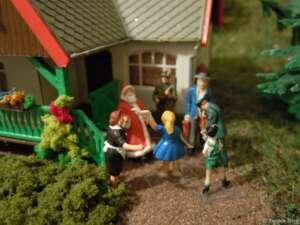 Was war dem Weihnachtsmann passiert?