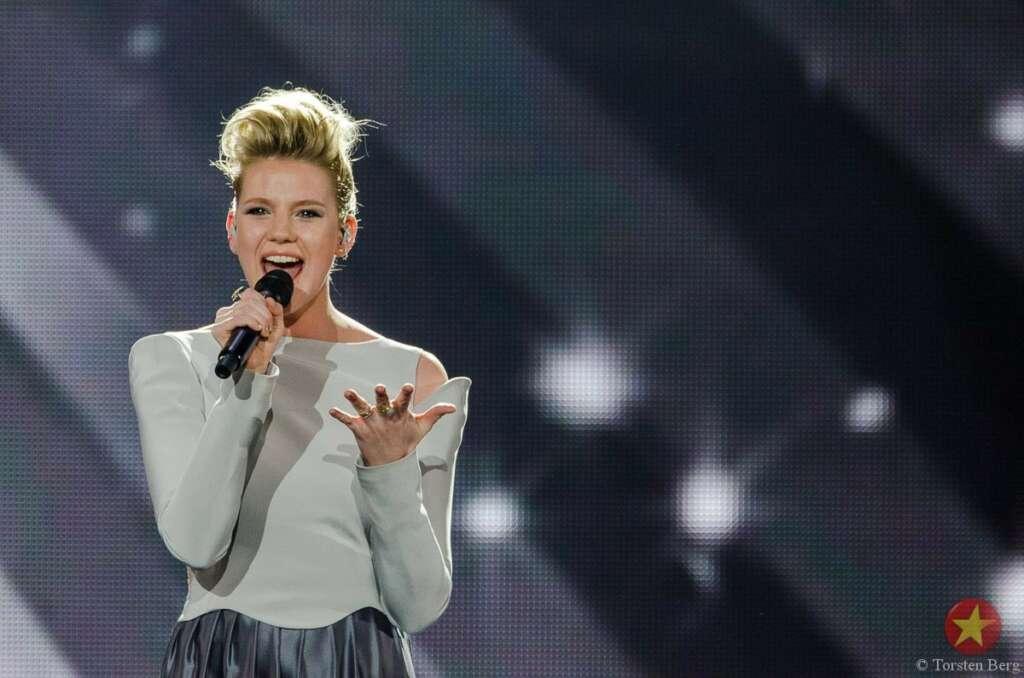 Zum Eurovision Song Contest nach Kiew