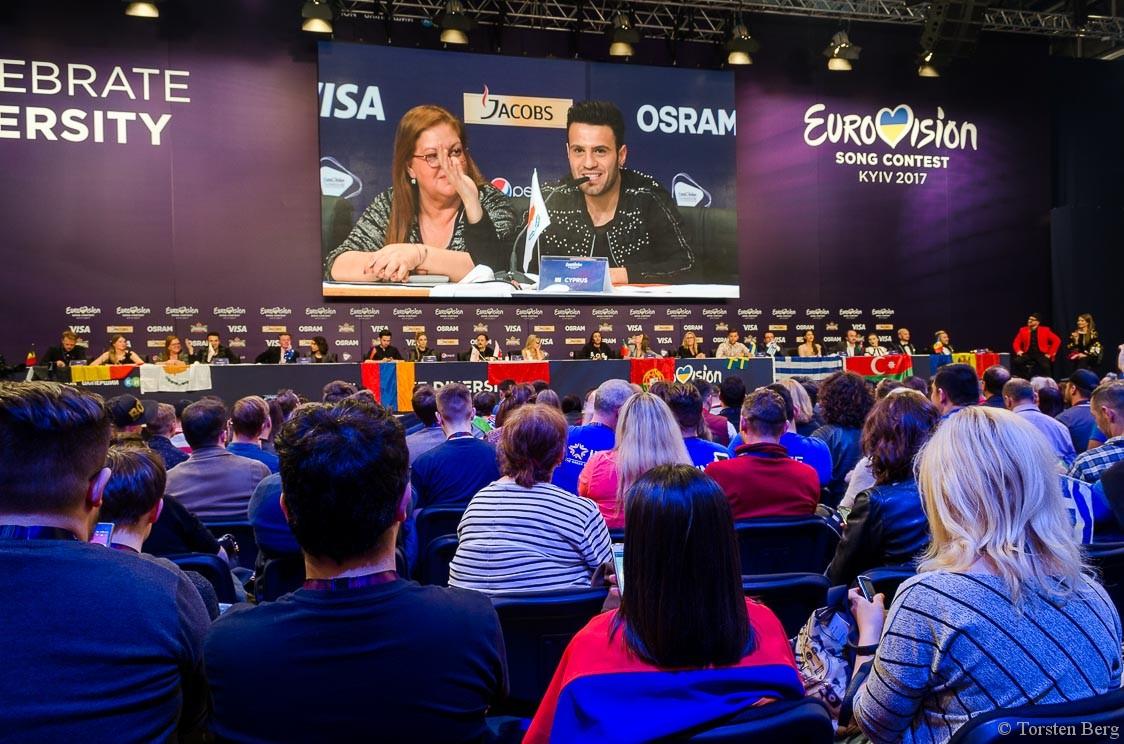 Neues aus der Eurovisionsblase - unterwegs mit eurovisionlive.com
