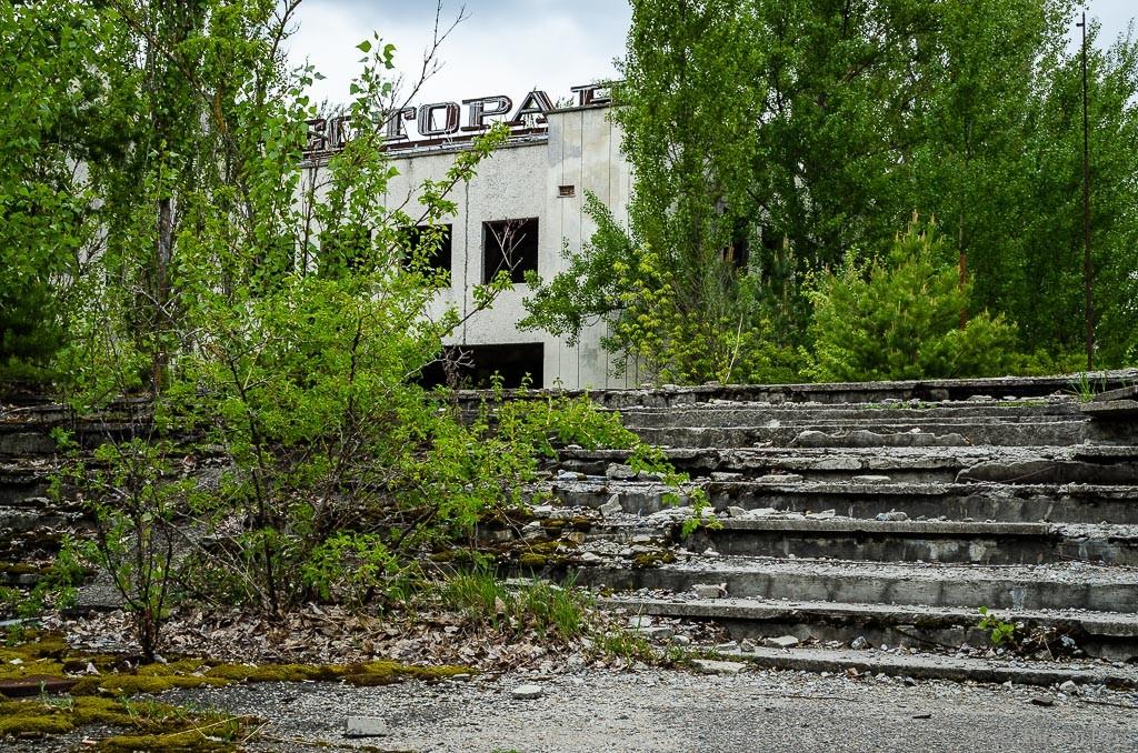 Tschernobyl - ein Mahnmal für die Menschheit