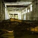 Denkort Bunker Valentin – Langzeitbelichtung und HDR