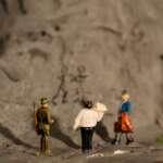Erste Spuren vom verschwundenen Rentier – Weihnachtsgeschichte Teil 5