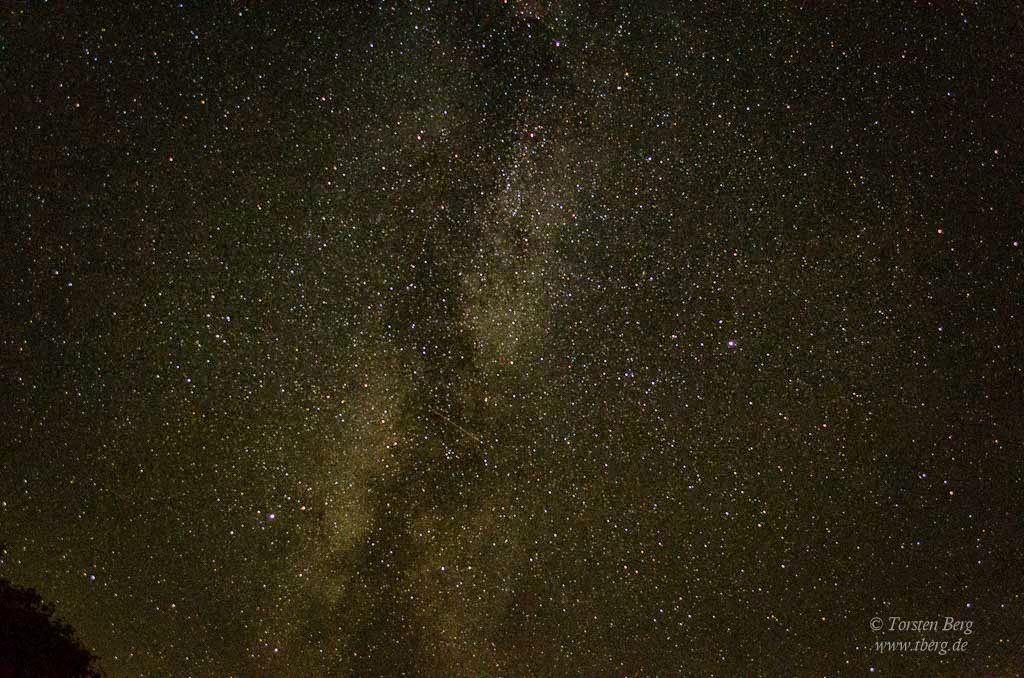 Sterne fotografieren