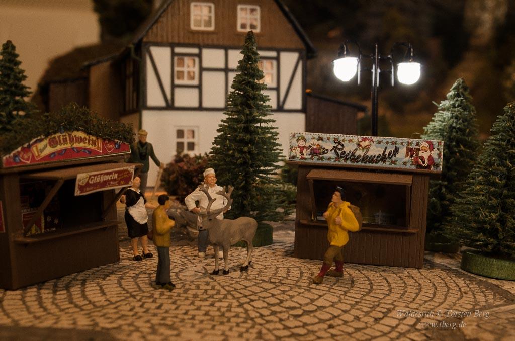Einige Gerüchte werden geboren - Weihnachtsgeschichte Teil 4
