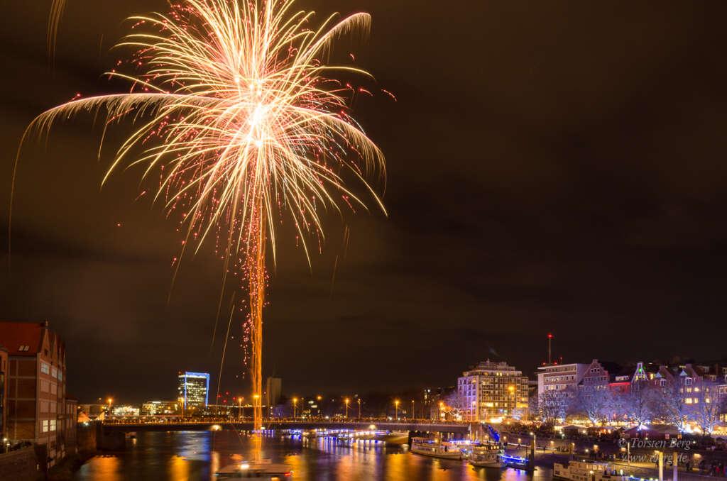 Mein Fototip zum Fotografieren von Feuerwerk