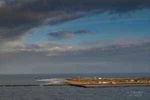 Helgoland im Winter