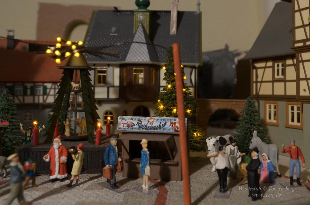 Mit kriminalistischem Spürsinn - Weihnachtsgeschichte Teil 7