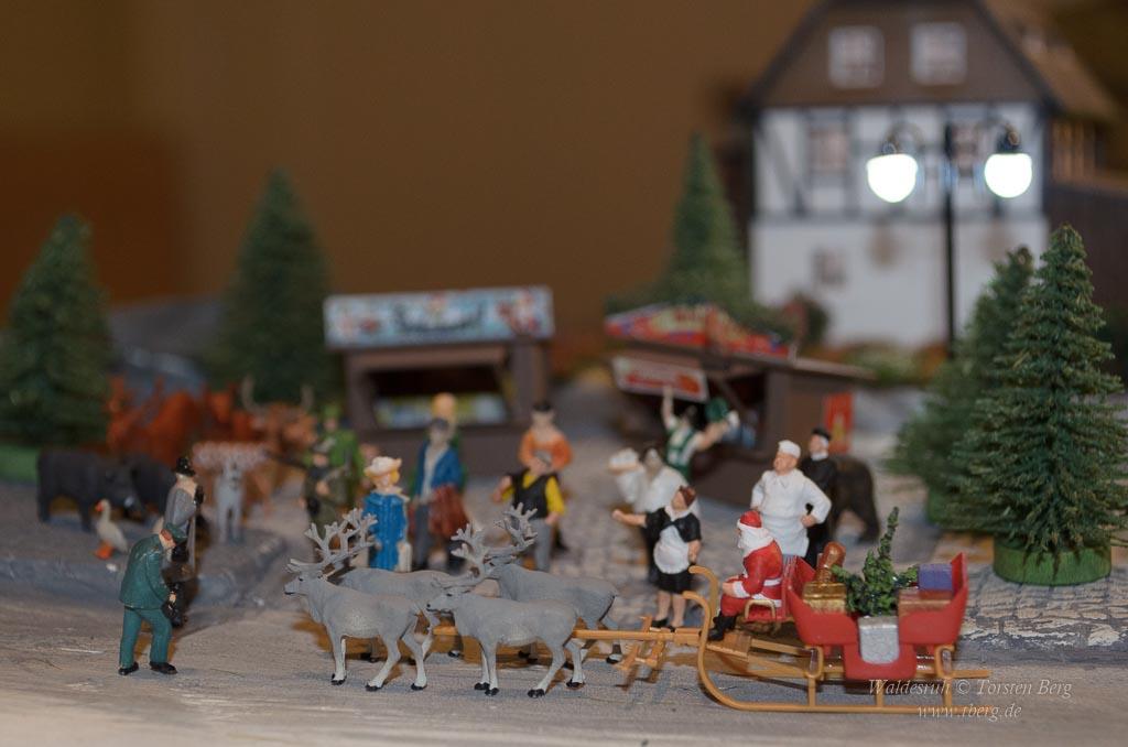 Rettung für das Weihnachtsfest - das Finale der Weihnachtsgeschichte