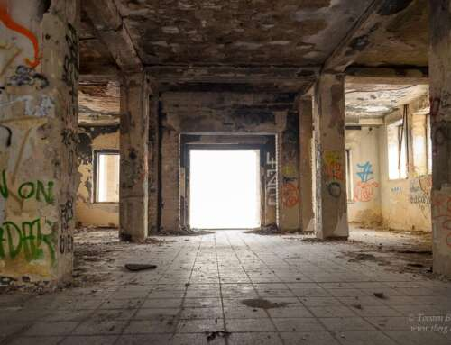 Lost Places: FDGB-Ferienheim Fritz Heckert