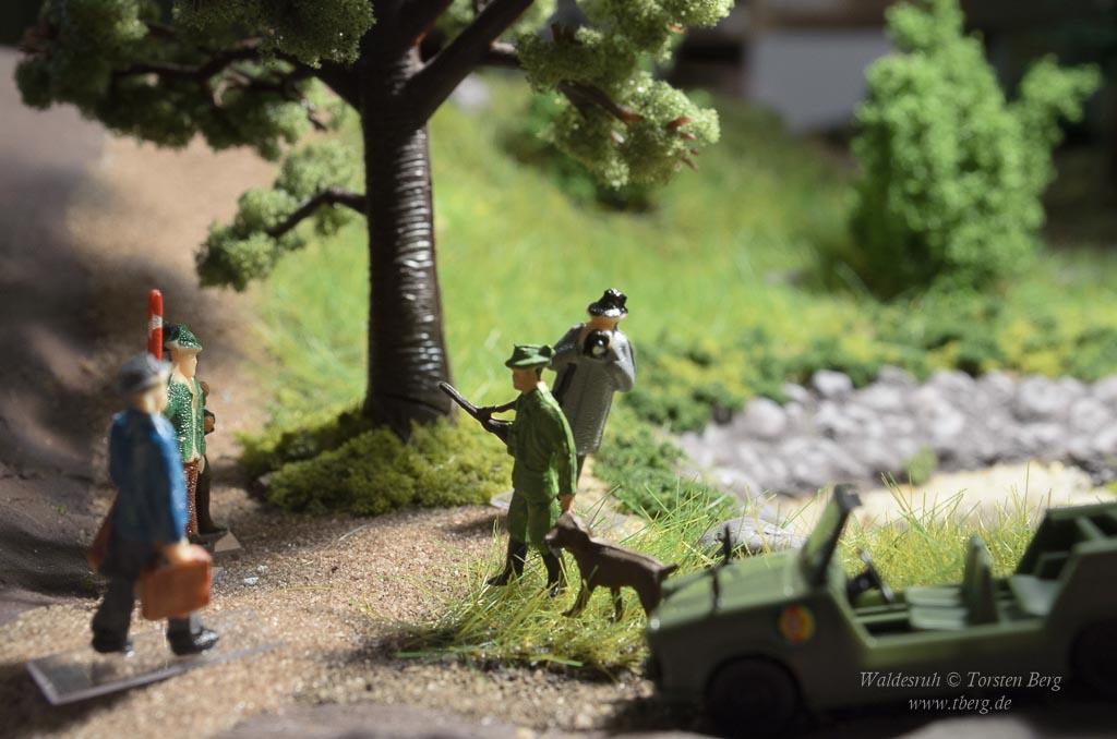Waldesruh feiert 25. Jahrestag der Maueröffnung