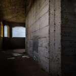 Besuch im Luftschutzbunker - über den Dächern von Bremen