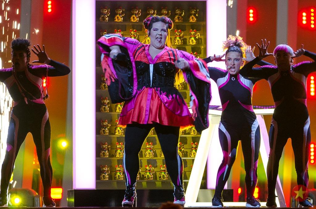 #SalonEuropa - Der Eurovision Song Contest fördert das WIR-EUROPA-GEFÜHL