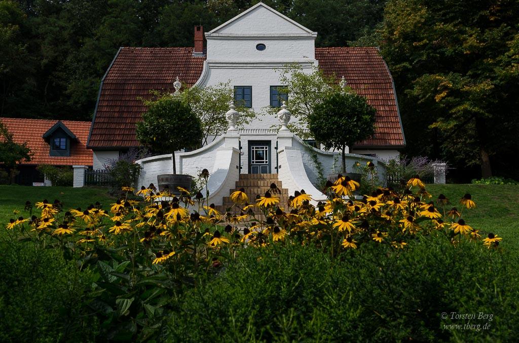 Tourenguide Ab ins Grüne - Ausflüge rund um Bremen - Worpswede entdecken unter anderem in der Tour 3