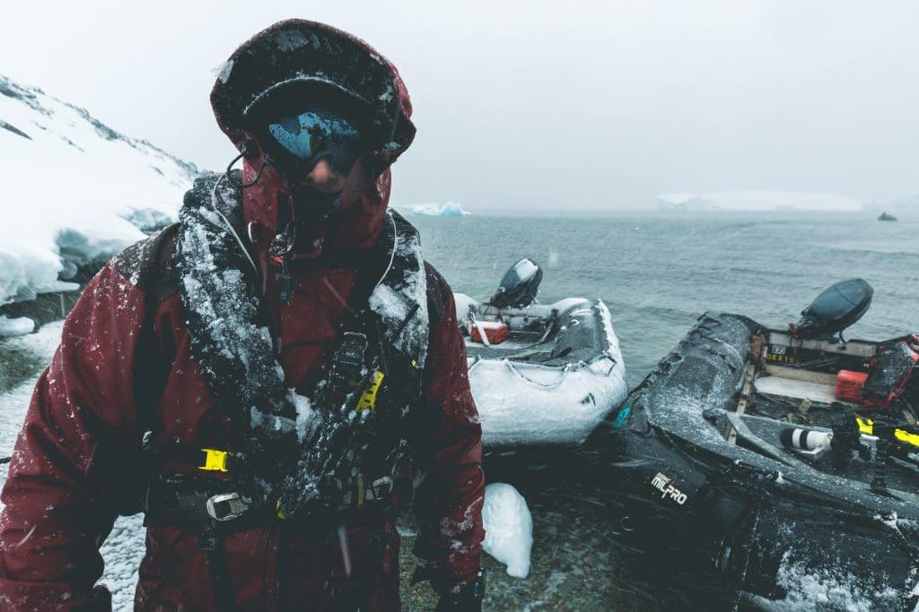 """Projekt Antarktis: """"Macht euer Ding!"""" https://projektantarktis.de"""