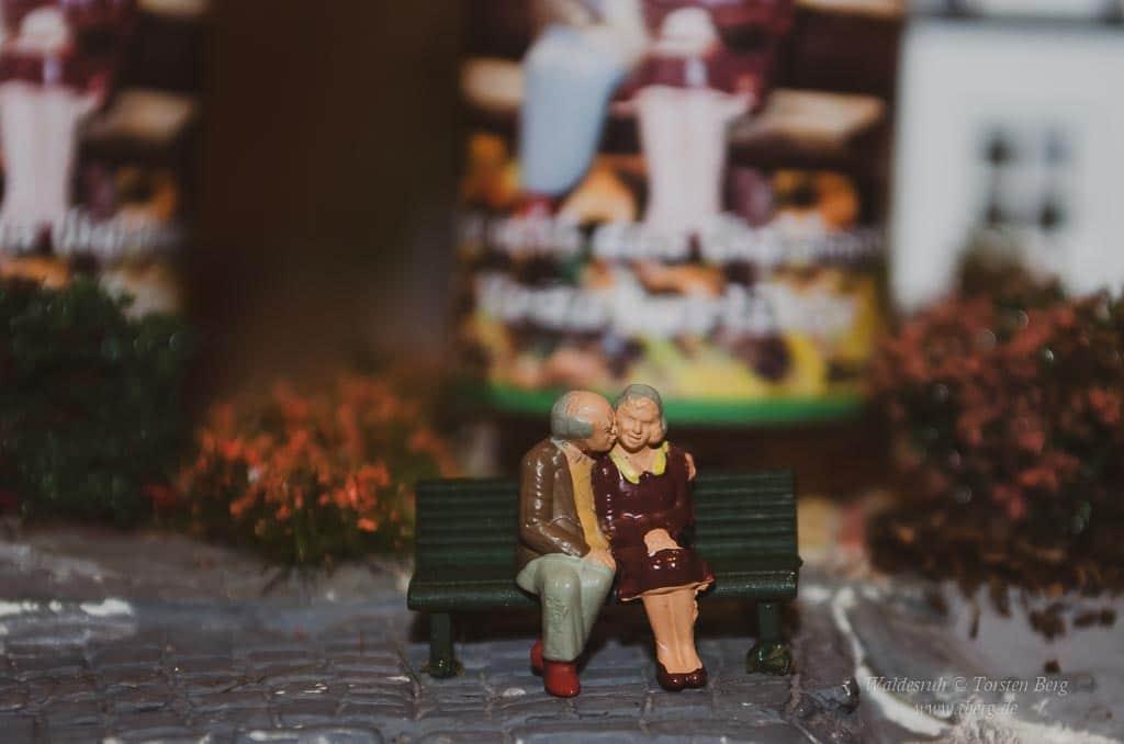 Wer ist ... ? Heute: Heinrich und Margarete - wie Oma und Opa einfach liebenswert!